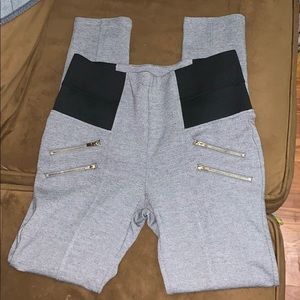 Dressy stretch pants
